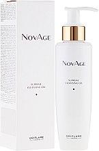 Parfémy, Parfumerie, kosmetika Čisticí gel-tonikum - Oriflame NovAge Supreme Cleansing Gel