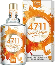 Parfémy, Parfumerie, kosmetika Maurer & Wirtz 4711 Remix Cologne Edition 2018 - Kolínská voda