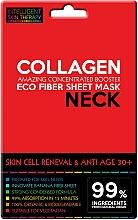 Parfémy, Parfumerie, kosmetika Expresní maska na krk - Beauty Face IST Skin Cell Reneval & Anti Age Neck Mask Marine Collagen