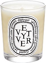 Parfémy, Parfumerie, kosmetika Aromatická svíčka - Diptyque Vetyver Candle