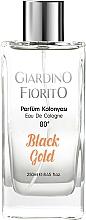 Parfémy, Parfumerie, kosmetika Giardino Fiorito Black Gold - Kolínská voda