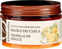 Parfémy, Parfumerie, kosmetika Hydratační a regenerační olej na tělo Tropické ovoce - Bosphaera