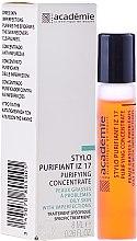 Parfémy, Parfumerie, kosmetika Čisticí tužka Iris-Zinek 17 - Academie Purifying Concentrate IZ 17