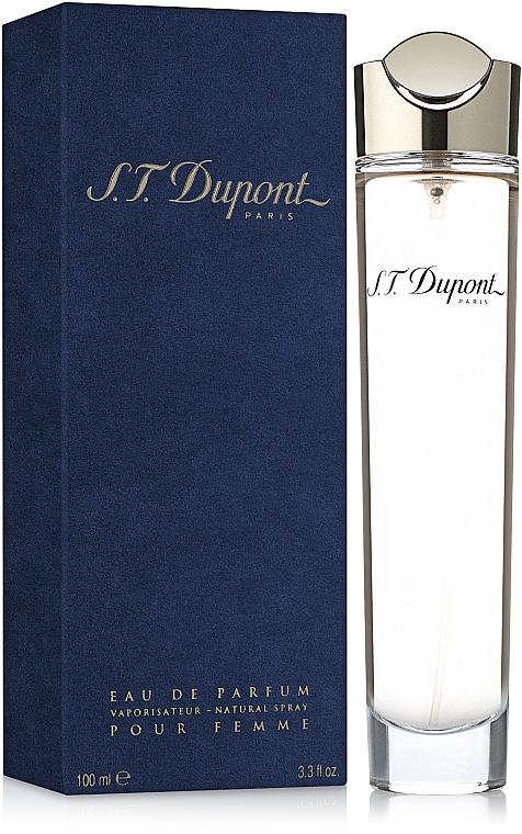 Dupont pour femme - Parfémová voda — foto N1