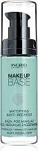Parfémy, Parfumerie, kosmetika Podkladová báze pod make-up - Ingrid Cosmetics Make Up Base