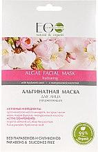 """Parfémy, Parfumerie, kosmetika Alginátová maska na obličej """"Hydratační"""" - ECO Laboratorie Algae Facial Mask"""