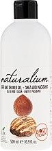 "Parfémy, Parfumerie, kosmetika Gel do sprchy a koupele ""Shea a Macadamia"" - Naturalium Shea & Macadamia Shower Gel"