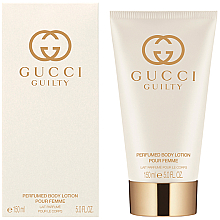 Parfémy, Parfumerie, kosmetika Gucci Guilty - Tělové mléko