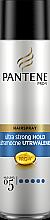 Parfémy, Parfumerie, kosmetika Lak na vlasy ultra silná fixace - Pantene Pro-V Ultra Strong Hold Hair Spray