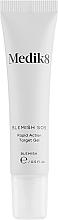 Parfémy, Parfumerie, kosmetika Gel proti akné s rychlým účinkem - Medik8 Blemish SOS Rapid Action Target Gel