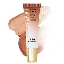 Parfémy, Parfumerie, kosmetika Tekutá tvářenka - Milani Cheek Kiss Liquid Blush