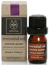 Parfémy, Parfumerie, kosmetika Eterický olej Jalovec - Apivita Aromatherapy Organic Juniper Oil
