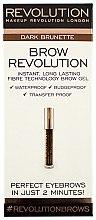 Parfémy, Parfumerie, kosmetika Gel na obočí - Makeup Revolution Brow Revolution Brow Gel