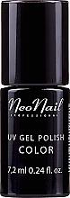 Parfémy, Parfumerie, kosmetika Gel lak na nehty, 7.2 ml - NeoNail Professional Uv Gel Polish Color