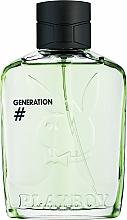Parfémy, Parfumerie, kosmetika Playboy Generation - Toaletní voda