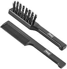 Parfémy, Parfumerie, kosmetika Sada na vousy - Proraso Moustache Comb and Beard Brush Set (brush/2pcs)