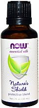 Parfémy, Parfumerie, kosmetika Osvěžující esenciální olej - Now Foods Essential Oils Nature's Shield Oil Blend