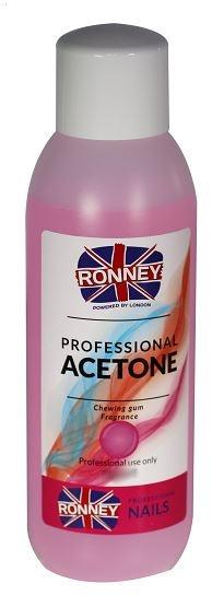 """Prostředek pro odstraňování laku """"Žvýkačky"""" - Ronney Professional Acetone Chewing Gum"""