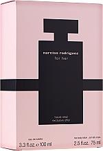 Parfémy, Parfumerie, kosmetika Narciso Rodriguez For Her - Sada (edt/100ml + body/cr/75ml)