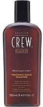 Parfémy, Parfumerie, kosmetika Vlasový šampon po maskování šedivých vlasů - American Crew Classic Precision Blend Shampoo