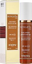 Parfémy, Parfumerie, kosmetika Opalovací krém na obličej - Sisley Sunleya G.E. SPF 30