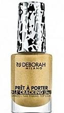 Parfémy, Parfumerie, kosmetika Lak na nehty - Deborah Pret A Porter Cracking