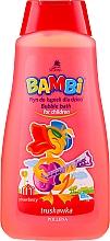 Parfémy, Parfumerie, kosmetika Prostředek na koupání Jahoda - Bambi