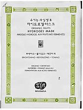 Parfémy, Parfumerie, kosmetika Hydrogelová maska - Whamisa Organic Fruits Hydrogel Mask