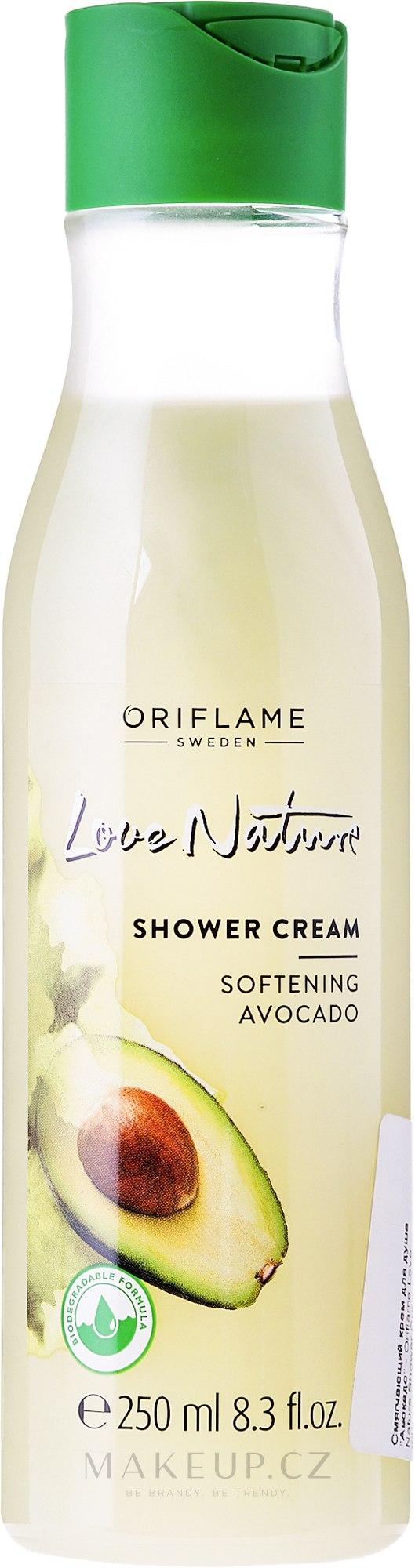 Oriflame Love Nature Shower Cream - Změkčující sprchový..