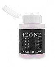 Parfémy, Parfumerie, kosmetika Odmašťovač nehtů - Icone Cleaner Rose