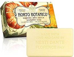 "Parfémy, Parfumerie, kosmetika Mýdlo ""Tykev"" - Nesti Dante Horto Botanico Pumpkin Soap"