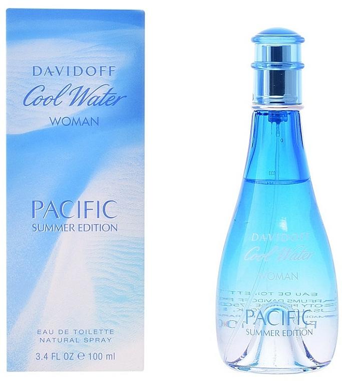 Davidoff Cool Water Pacific Summer - Toaletní voda — foto N2