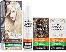 Parfémy, Parfumerie, kosmetika Barvící mousse na vlasy - Venita Henna Color Coloring Mousse