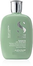 Parfémy, Parfumerie, kosmetika Regenerační šampon pro posílení vlasů - Alfaparf Semi Di Lino Scalp Renew Energizing Low Shampoo
