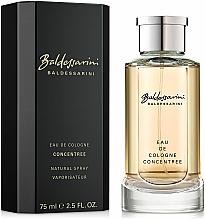 Parfémy, Parfumerie, kosmetika Baldessarini Concentree - Kolínská voda (koncentrát)