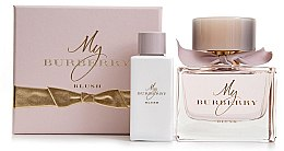 Parfémy, Parfumerie, kosmetika Burberry My Burberry Blush - Sada (edp/50ml + b/l/75ml)