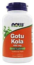 "Parfémy, Parfumerie, kosmetika Kapsle ""Gotu Kola"", 450 mg, 100 kaps. - Now Foods Gotu Kola"