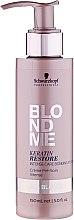Parfémy, Parfumerie, kosmetika Esence na tělo pro intenzivní péči - Schwarzkopf Professional BlondMe Keratin Restore Intense Care Bonding Potion