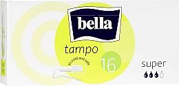 Parfémy, Parfumerie, kosmetika Tampóny, 16 ks. - Bella Bella Premium Comfort Super Tampo