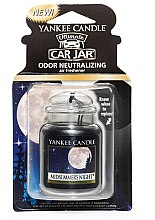 Parfémy, Parfumerie, kosmetika Vůně do auta - Yankee Candle Car Jar Midsummers Night