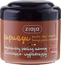 Parfémy, Parfumerie, kosmetika Cukrový tělový peeling - Ziaja Sugar Body Scrub