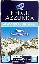 Parfémy, Parfumerie, kosmetika Elektrický difuzér - Felce Azzurra Pure Montain (náhradní náplň)
