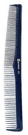 "Hřeben na vlasy ""Donair"" 9089, 18 cm - Donegal Hair Comb — foto N1"