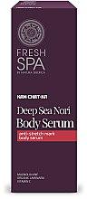 Parfémy, Parfumerie, kosmetika Sérum proti striím - Natura Siberica Fresh Spa Kam-Chat-Ka Deep Sea Nori Body Serum