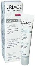 Parfémy, Parfumerie, kosmetika Intenzivní péče proti pigmentovým skvrnám - Uriage Depiderm Anti-Brown Targeted Care