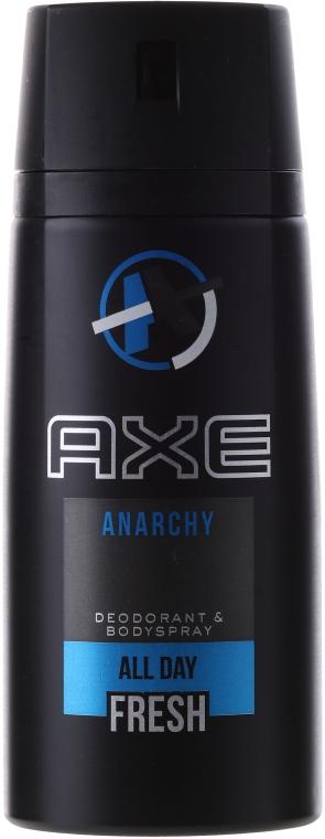 Deodorant-sprej - Axe Anarchy Deodorant Body Spray — foto N1