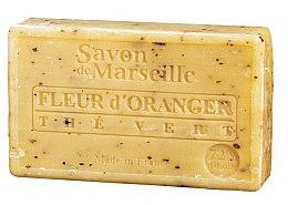 Parfémy, Parfumerie, kosmetika Mýdlo - Le Chatelard 1802 Savon de Marseille Orange Flower Green Tea