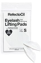 Parfémy, Parfumerie, kosmetika Silikonové polštářky pro lifting řas - RefectoCil Eyelash Lifting Pads S