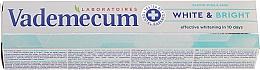 Parfémy, Parfumerie, kosmetika Bělicí zubní pasta s provitamínem - Vademecum Pro Vitamin Whitening Toothpaste