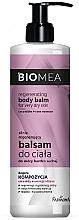 Parfémy, Parfumerie, kosmetika Regenerační tělový balzám - Farmona Biomea Regenerating Body Balm